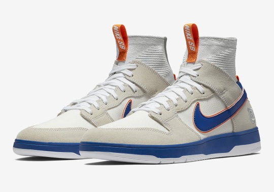 MEDICOM Toy Revives Classic Nike SB Dunk Colorway On The Updated Elite