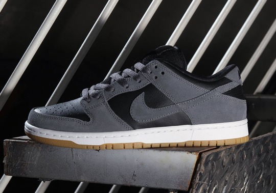 Gum Soles Return To The Nike SB Dunk Low