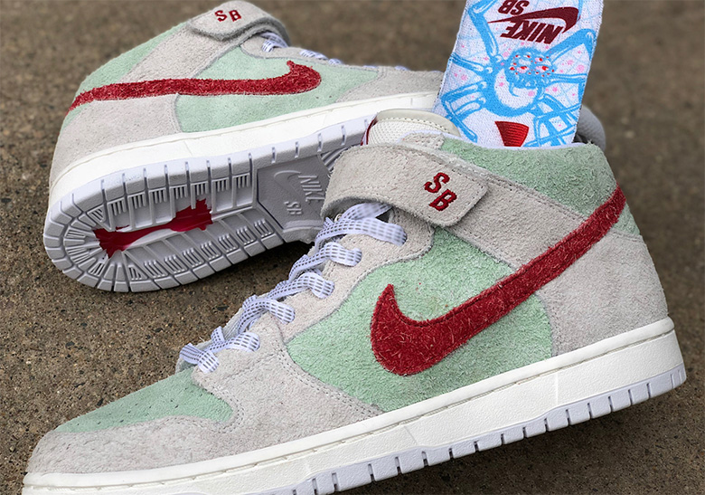 611074aa7165 Nike SB Isn t Shying Away From 4 20 References With This Upcoming Release. April  11 ...