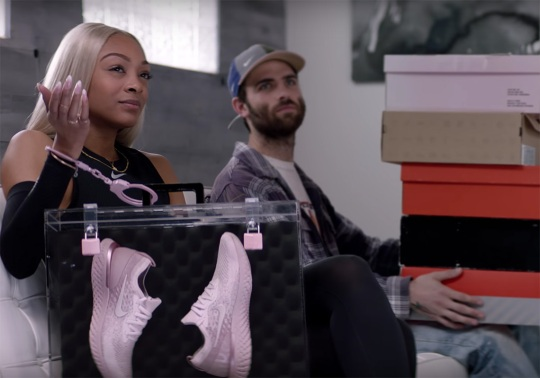 "Nike ""Shoe Therapy"" Short Refreshes The Classic ""It's Gotta Be The Shoes"" Ad"