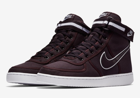 "Nike Vandal High Supreme ""Burgundy Ash"""
