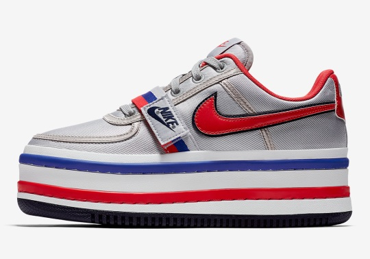 Nike To Release A Platformed Version Of The Vandal