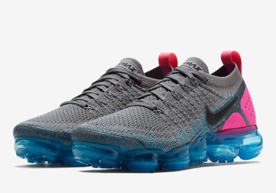 """The Vapormax 2.0 Arrives In A Bright """"Air Metropolis"""" Colorway"""