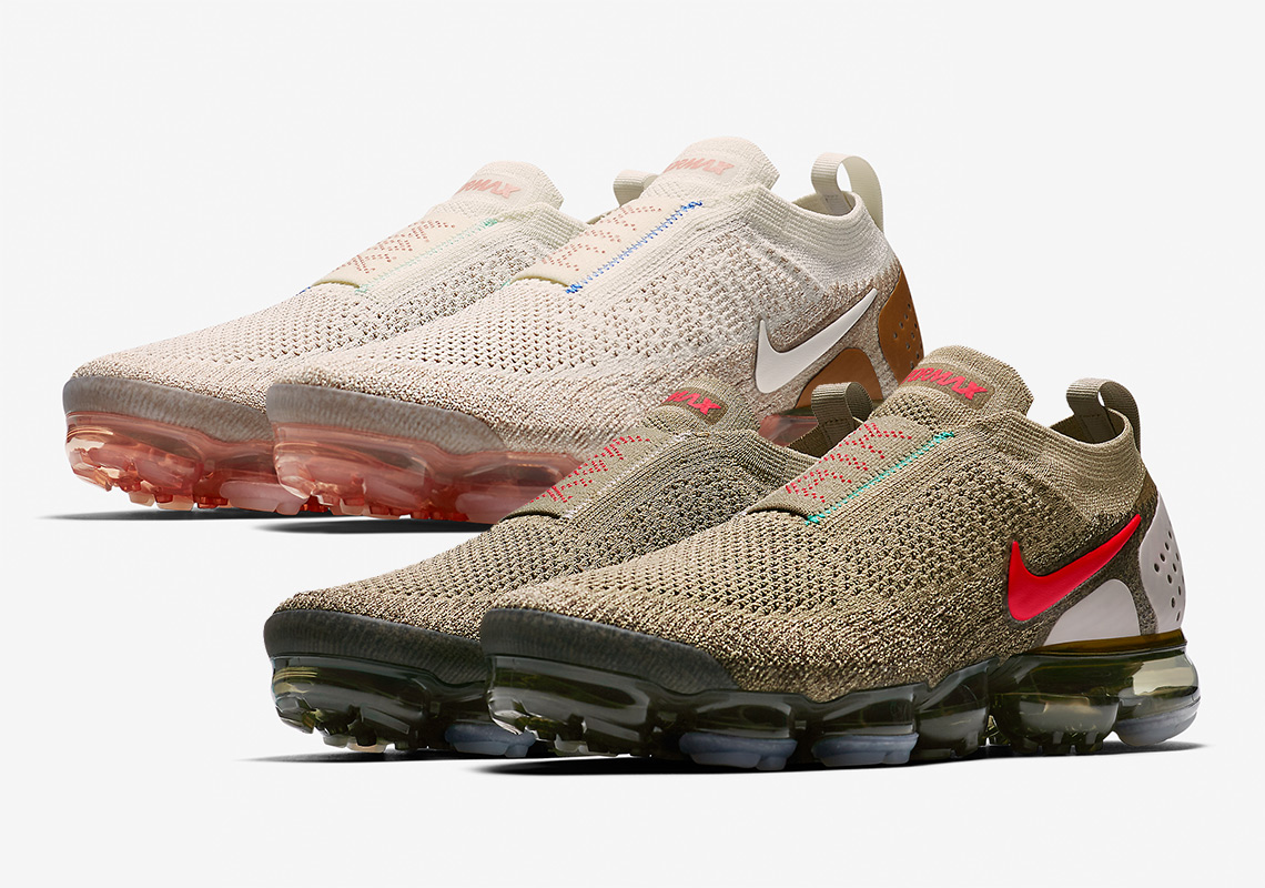 buy popular d2262 804eb Nike Vapormax Moc 2 Arriving In Two New Options