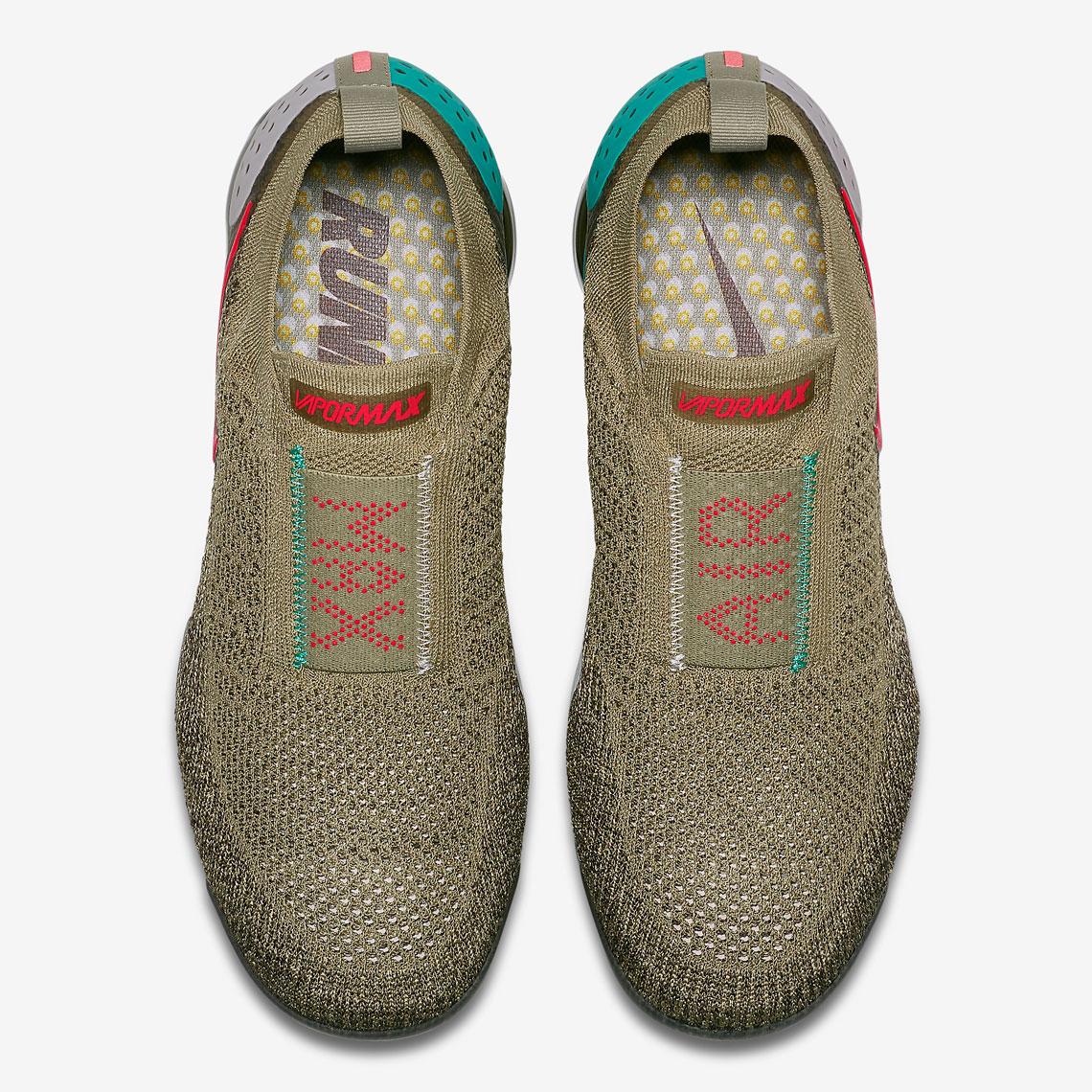 Nike Vapormax Moc 2 Release Info AH7006 200 AH7006 100