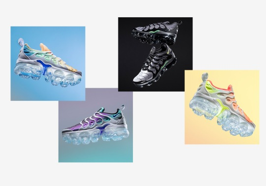 Where To Buy: Nike Vapormax Plus Spring 2018 Collection