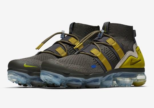 """Nike Vapormax Utility """"Ridge Rock"""" Lands This Week"""