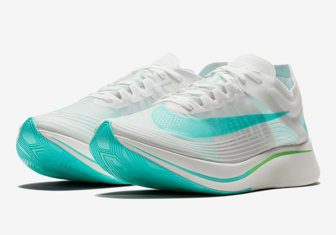 """timeless design d408a a8177 Nike Zoom Fly SP """"Rage Green"""" Releases On April 24th"""