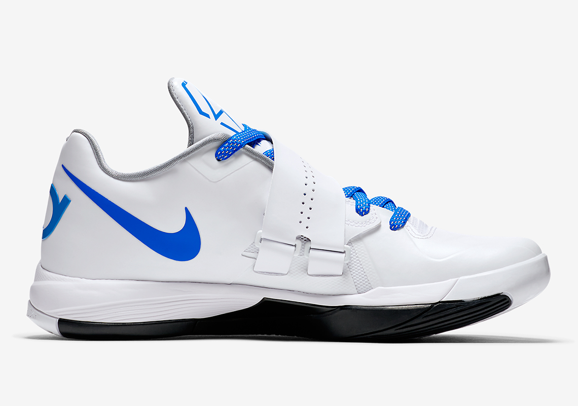 Nike KD 4 Battle Tested Release Info