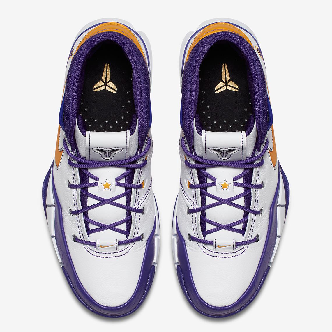 b37fff399d2 Nike Zoom Kobe 1 Protro