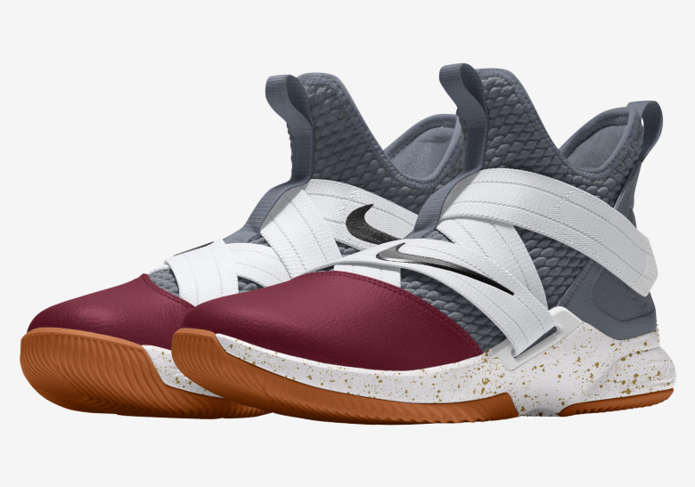 uk availability d8c9d 098ac Nike LeBron Soldier 12 NIKEiD | SneakerNews.com