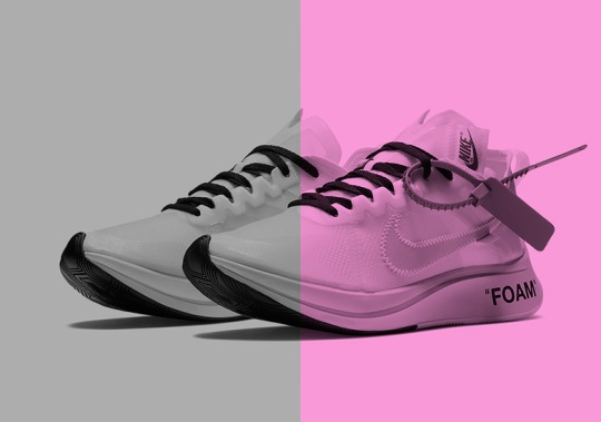 OFF WHITE x Nike Zoom Fly Releasing In Two Colorways Later This Year