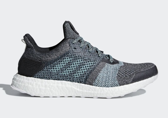 Parley And adidas Add Ocean Plastics To The Ultra Boost ST