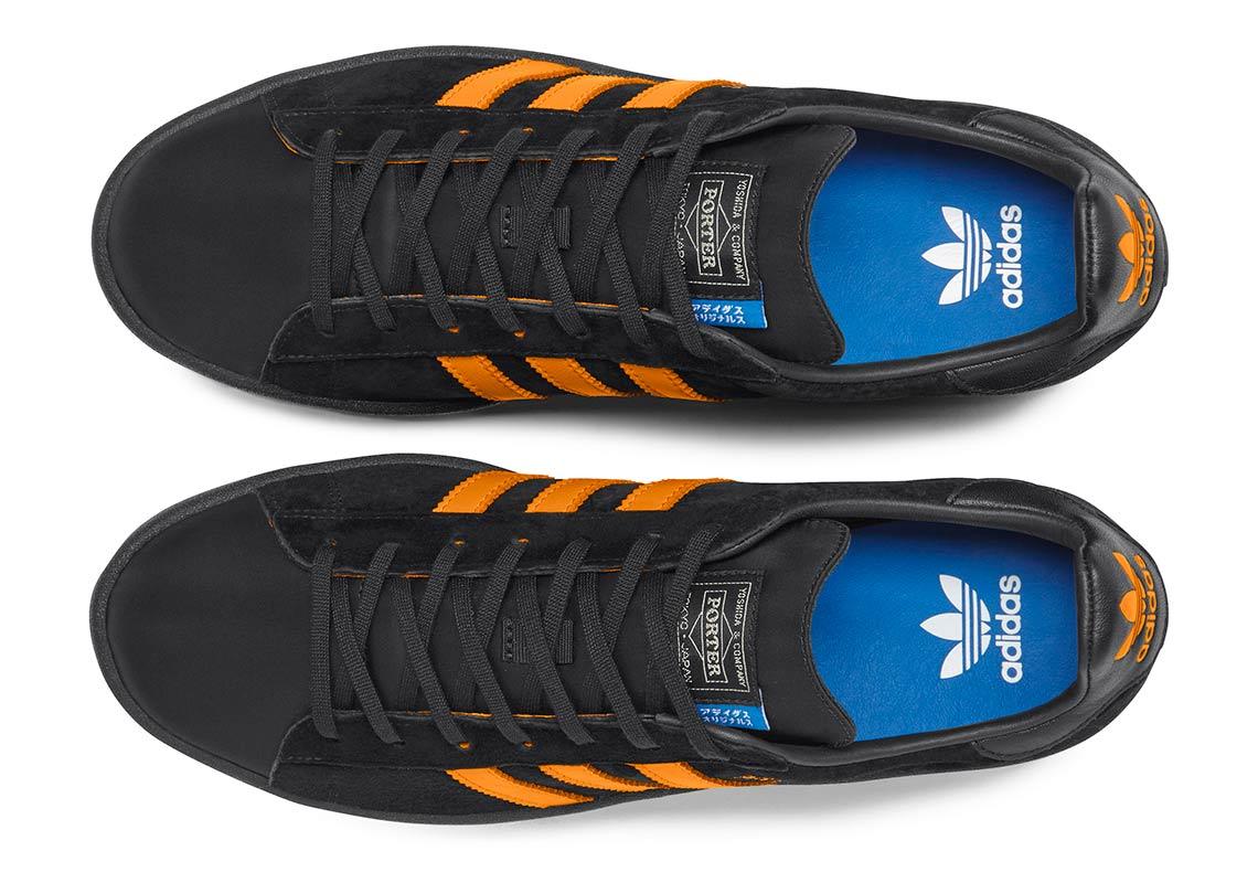 Porter x adidas Campus Release Info