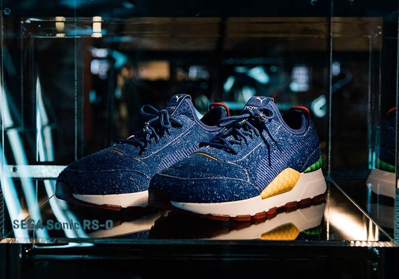 Rs Shoes The X 0 Puma Sonic Hedgehog X1nxqgeb x1Ymkjf9