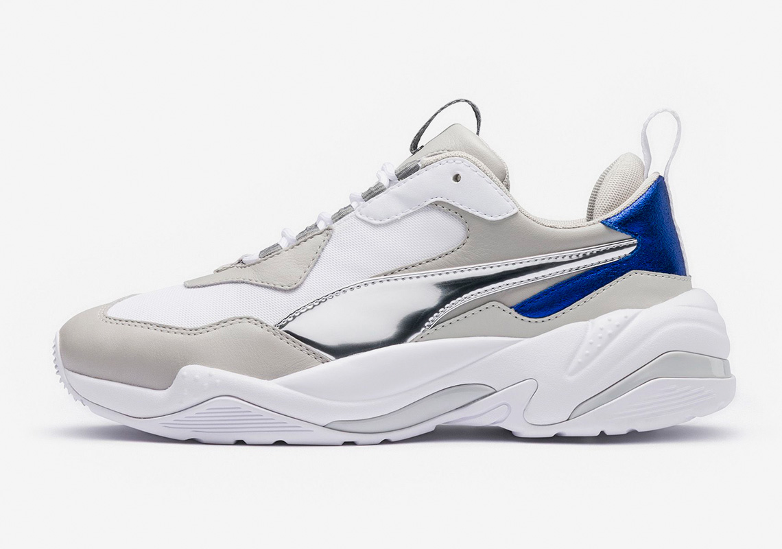 The Puma Thunder Electric Chunky Shoe Appears In Two New Colorways ... 1de335d2b
