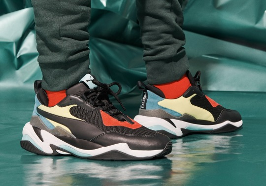 Puma Officially Unveils The Thunder Spectra
