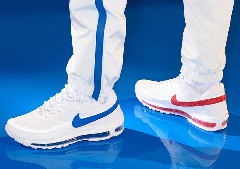 finest selection 4ffb2 a93b6 Skepta x Nike Air Max 97/BW Release Info AO2113-100 ...