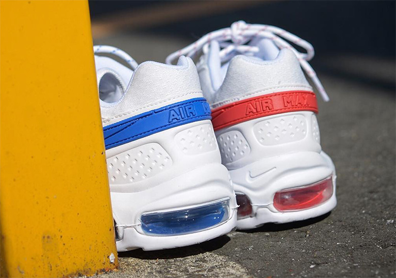 5844ca1f1968 Nike Air Max 97 BW Skepta Color  Summit White Hyper Cobalt-White Style  Code  AO2113-100. Photo  mita