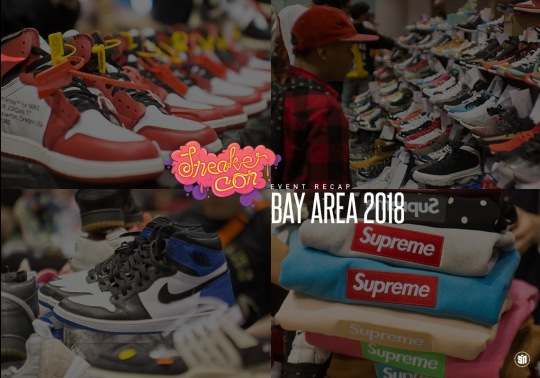 Sneaker Con's First Show In 2018 Draws Record Crowd