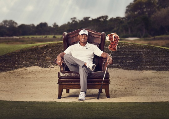 Nike Celebrates Tiger Woods' Return The Masters With 'Welcome Back' Video