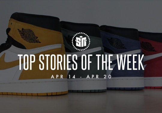 "Kanye's Twitter Rampage, AJ1 ""Best Hand In The Game"", And More Of This Week's Top Stories"