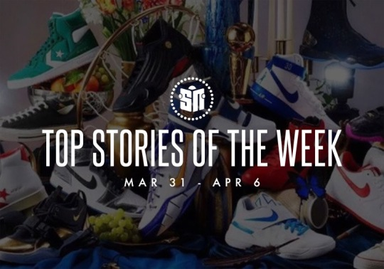 Nike Inc. Unveils NBA Playoff Collection, Release Info For The YUNG-1 And More Of This Week's Top Stories