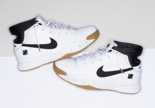 UNDEFEATED Is Restocking Their Nike Zoom Kobe 1 Protro Today