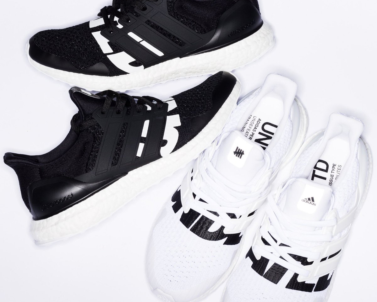 838daa91b adidas x UNDEFEATED Ultra Boost On-Foot Look BB22480 | SneakerNews.com