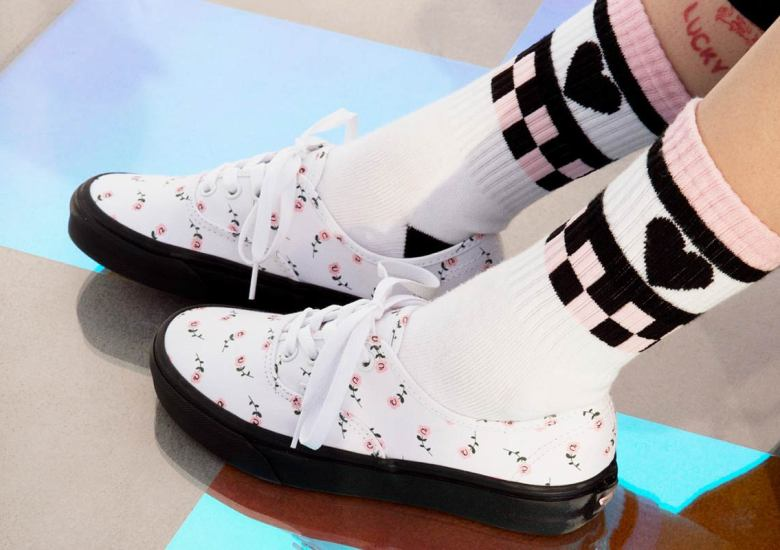 9bc84df6ff04 Vans And Lazy Oaf Come Together For Exclusive Collection ...