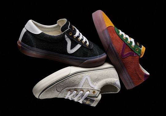 LQQK Studio And Vans Launch Footwear Capsule