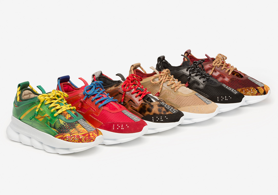 "2d82aa5f5a25 The 2Chainz x Versace ""Chain Reaction"" Releases On April 26th"