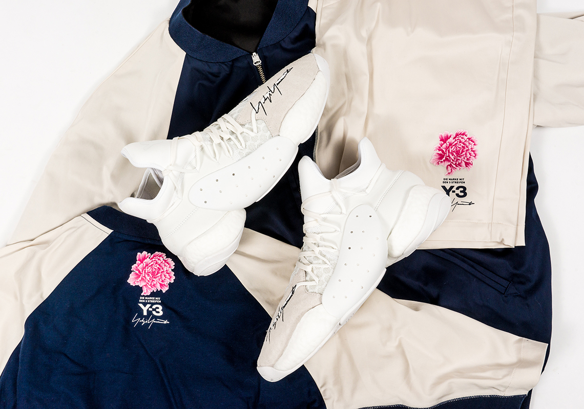 f067214a9b5b James Harden and adidas Y-3 Are Releasing A Fashion-Focused Collection