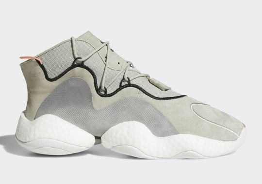 The adidas BYW Is Coming Soon In Light Khaki Suede