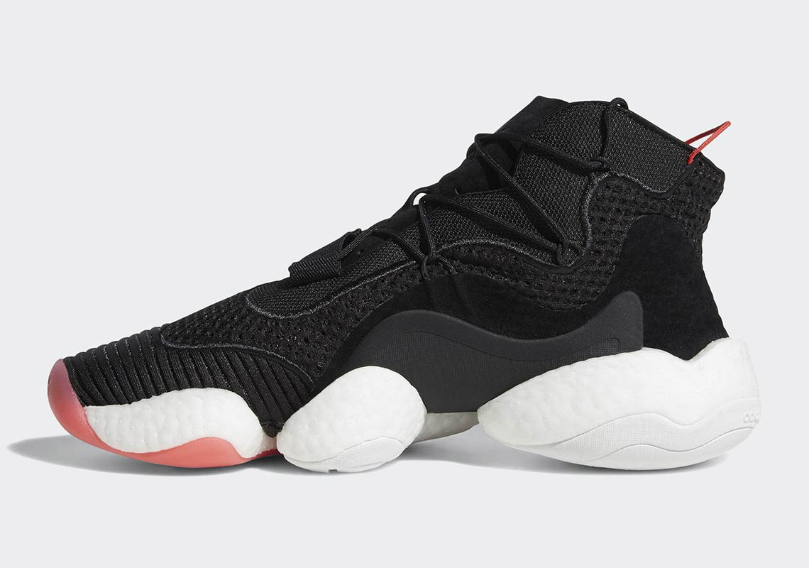 check out be141 4ef43 adidas Crazy BYW AVAILABLE AT adidas 170. Color Core BlackCloud  WhiteBright Red
