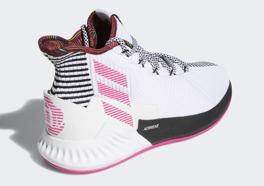 9cdb7aa3d8e Derrick Rose And adidas Are Releasing The D Rose 9 This Summer