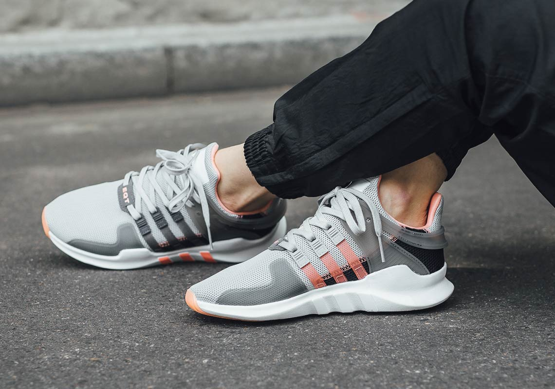 detailed look d2ed2 22123 EQT Support ADV Wmns 139.90 CHF Color Footwear WhiteGrey FiveSemi  Frozen Yellow Style Code CQ2255