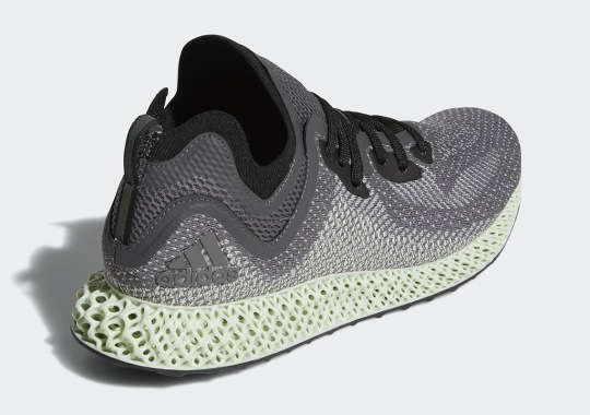 The adidas Futurecraft Alphaedge 4D Is Restocking