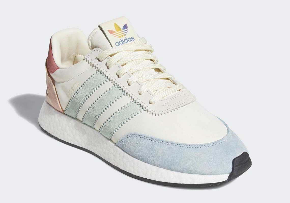 a065907d0c6f adidas Celebrates LGBT Pride Month With Four Shoe Collection