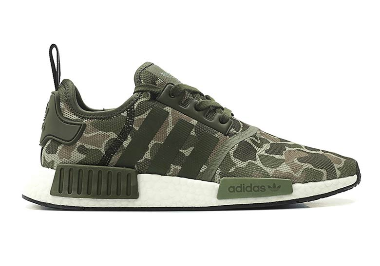 best sneakers e94bd 7baf5 adidas NMD R1 Release Date August 1, 2018. Color SesameTrace Cargo-Base  Green Style Code D96617