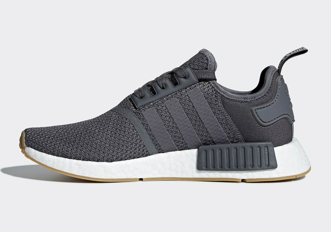 Adidas Nmd R1 Gum Sole Pack Release Info Sneakernews Com
