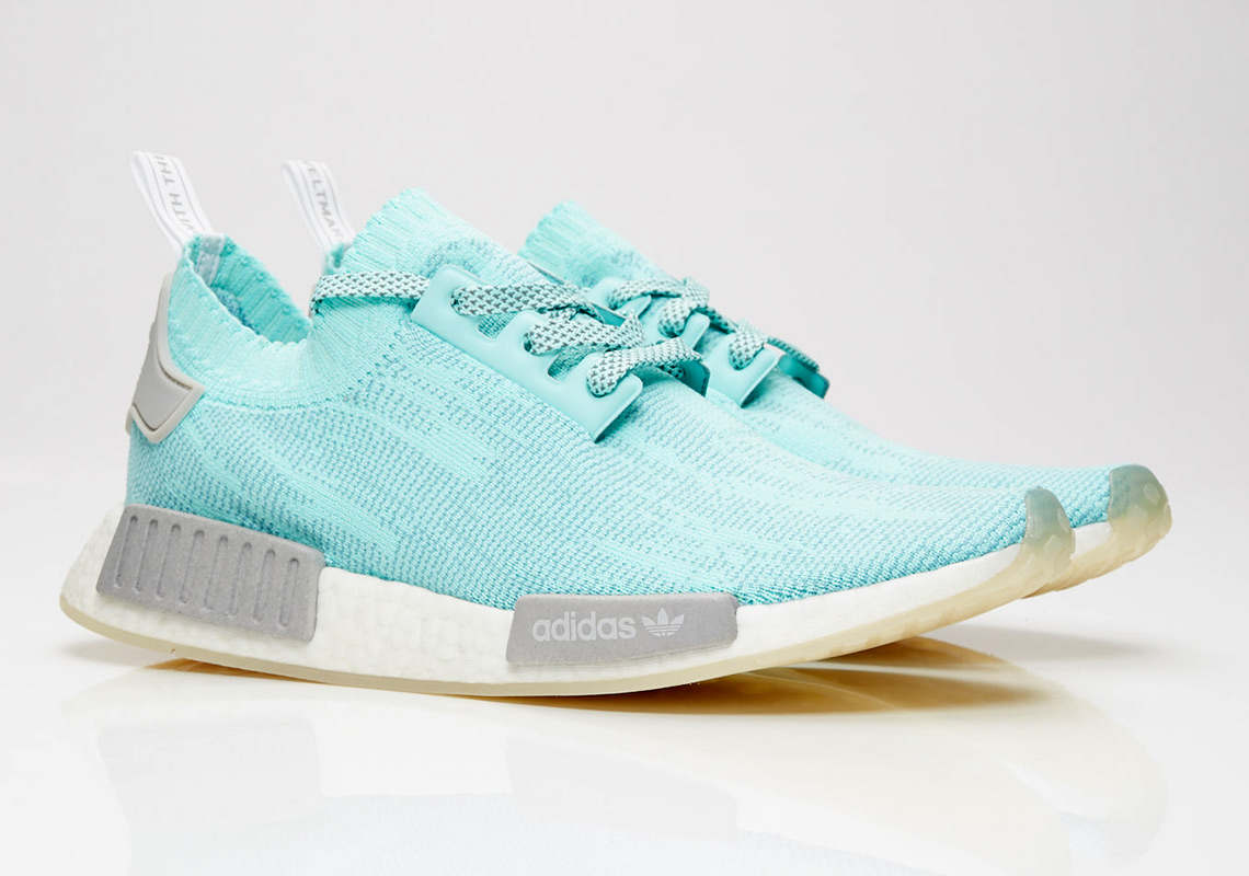 new style 75722 7af6b The Best adidas NMD R1 Primeknit Style Returns In Two Summer Colorways