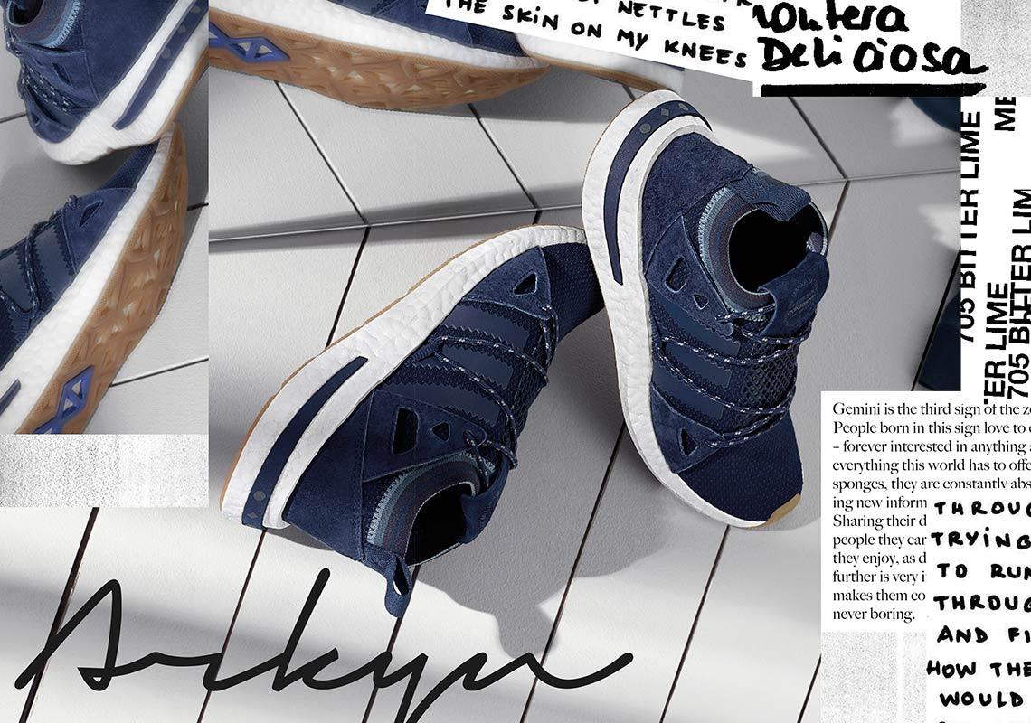 meet 656c2 b2c47 adidas Originals Introduces Two New Arkyn Options DB1979 DB1