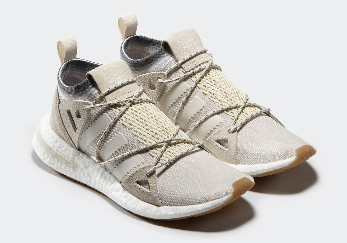 brand new 06482 2755f adidas Originals Arkyn Release Date May 12, 2018. AVAILABLE SOON AT adidas  160. Color Chalk WhiteCloud WhiteGum Style Code DB1979