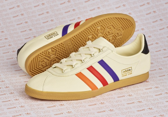 "The adidas Originals Trimm Star ""VHS"" Pack Is Coming To Size?"