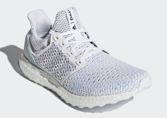Parley And adidas Are Releasing An Ultra Boost Clima