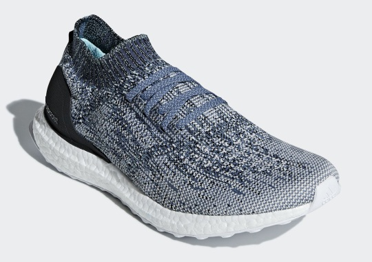 The adidas Ultra Boost Uncaged Returns With Parley Ocean Plastics