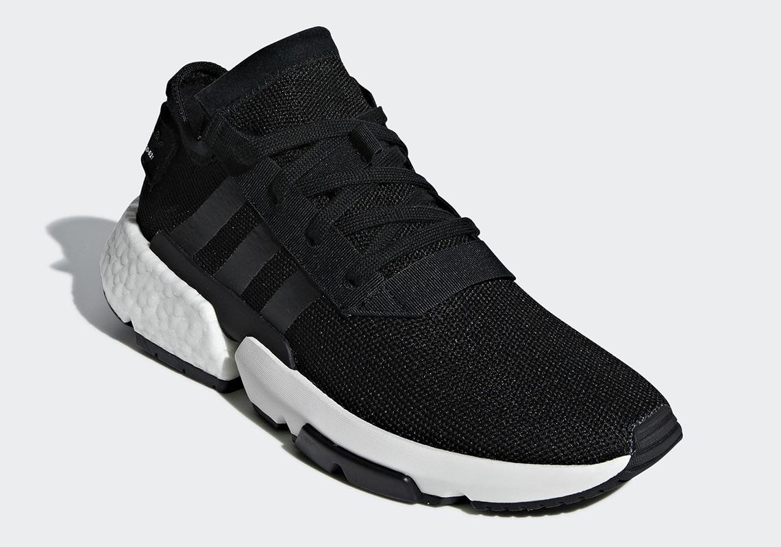 d93764340d8 adidas POD Black White B37366 Release Info