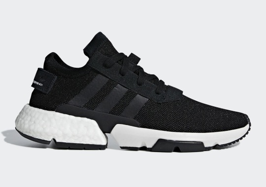 The adidas POD-S3.1 Revealed In Black/White