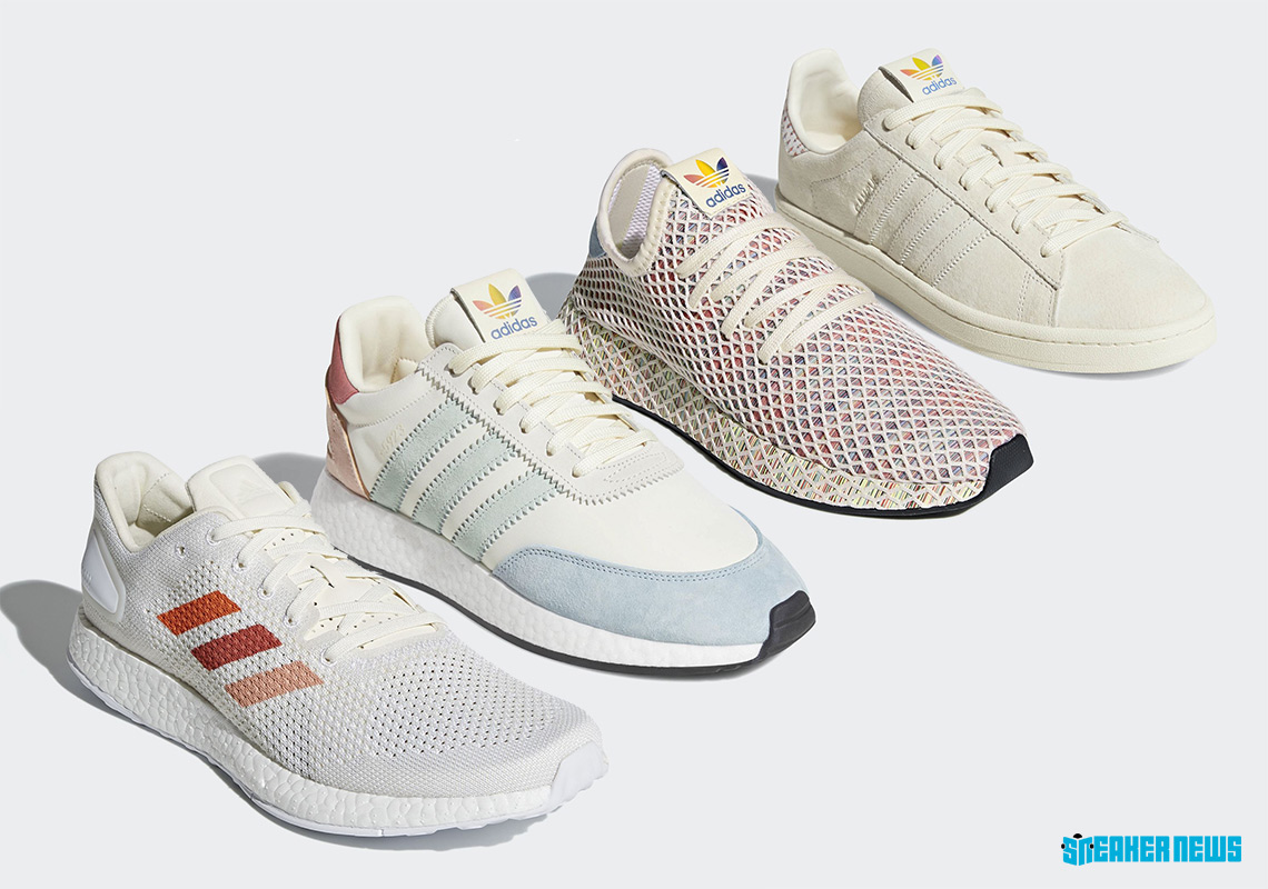 chaussures adidas lgbt